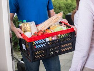 Доставка продуктов питания в Риге